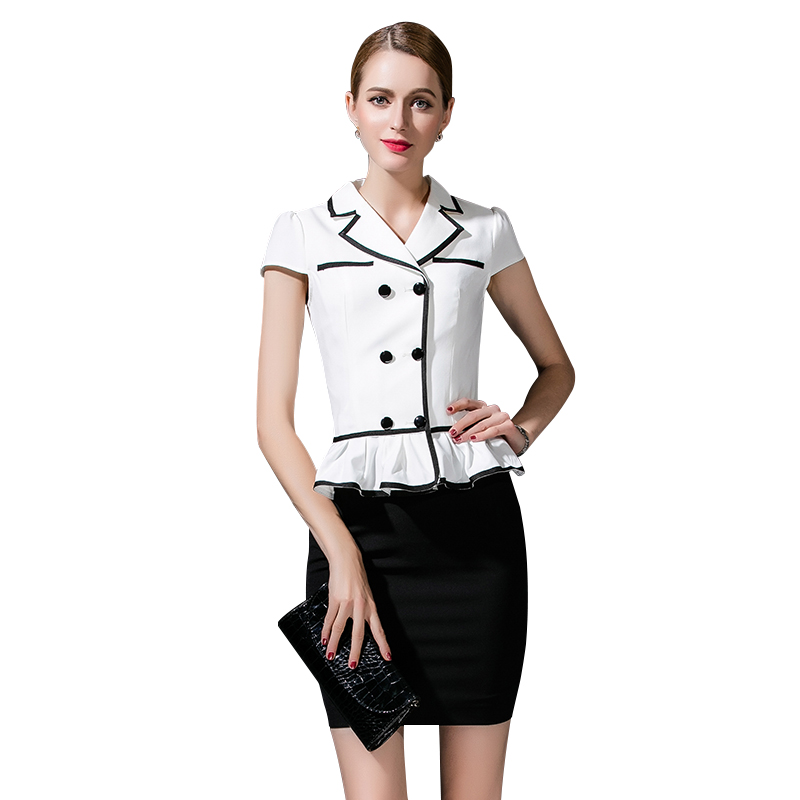 Custom Made Women Ladies New Fashion Business Office Work Wear Hot Suits