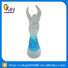 Holiday decor LED Mini color changing knick-knack