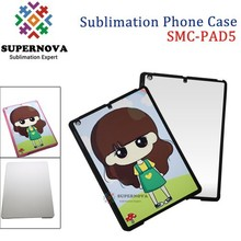 Sublimation Blanks Flip Mobile Phone Case for iPad 5