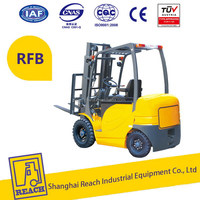 Durable in use cheap price big powered electric forklift truck