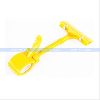 promotional plastic adjustable Pop clip