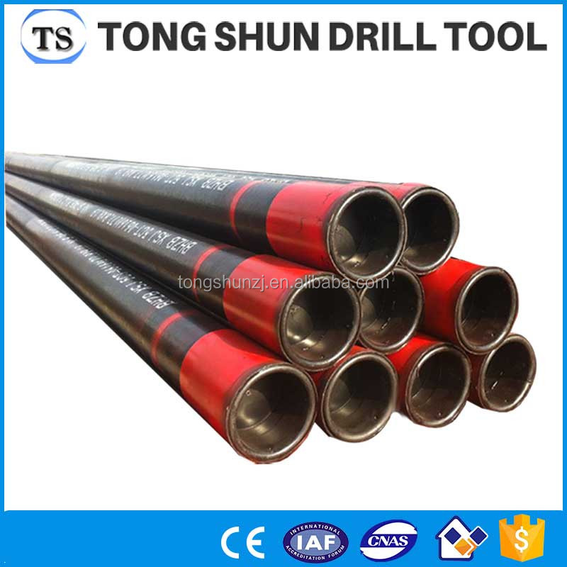 From China Hot Sale Manufacturer Seamless Steel API 5CT Standard 7 inch Oil And Gas Well Casing Pipe