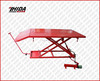 1500LB capacity air hydraulic motorcycle lift table