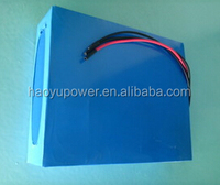 12v30ah li-ion battery pack for led solar energy