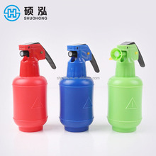 45ml High Quality Embossed strange shape bottle