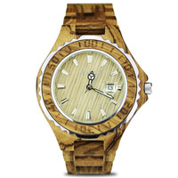 couple watch,lover wooden watch