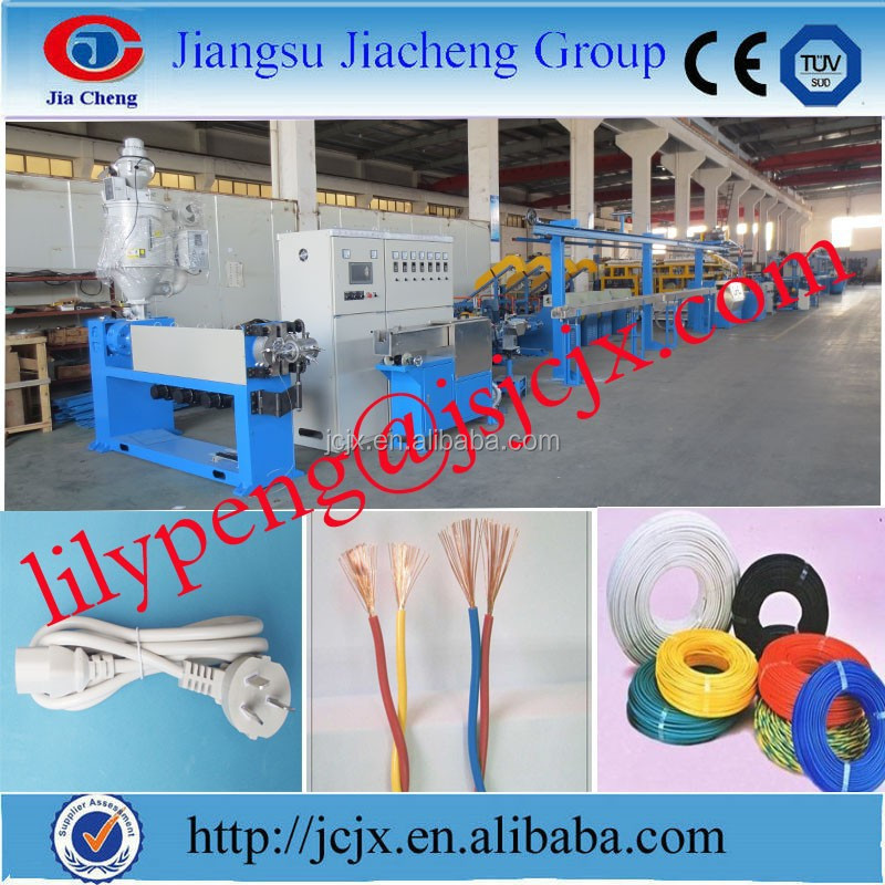 Electric housing wires and cables making equipment