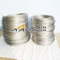 Top quality newly design anodized titanium wire