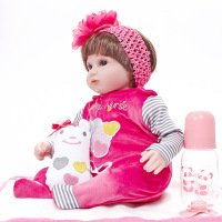 Full body silicone reborn baby dolls for sale 22inches