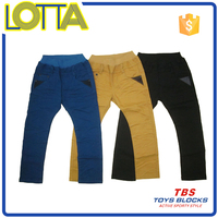 wholesale fashion jeans solid trouser new high quality spring and autumn pants
