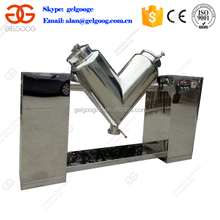 Food Industry Automatic Stainless Steel Powder Mixer Equipments Dry Powder Mixer