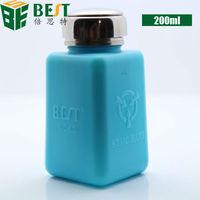 ESD alcohol dispenser pump bottle 200ML/100ML optional