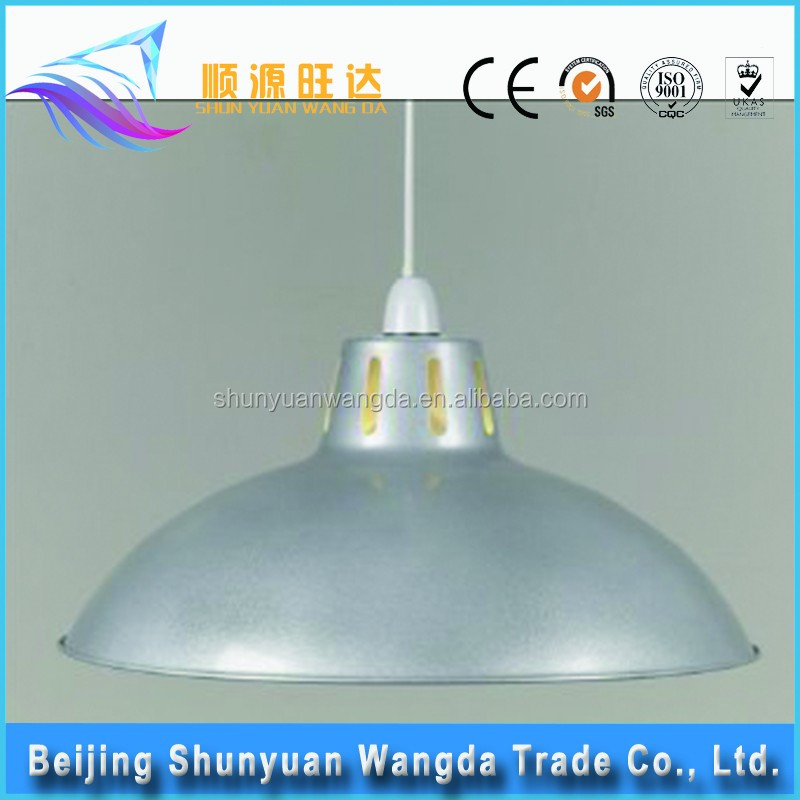 Metal Spinning OEM lamp shade wholesale lampshade frames