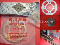 2013 New Wide Range Chain and Sprocket Motorcycle