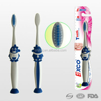 Personalized soft bristle child toothbrush, best quality animal designed kid toothbrush, FDA toothbrush