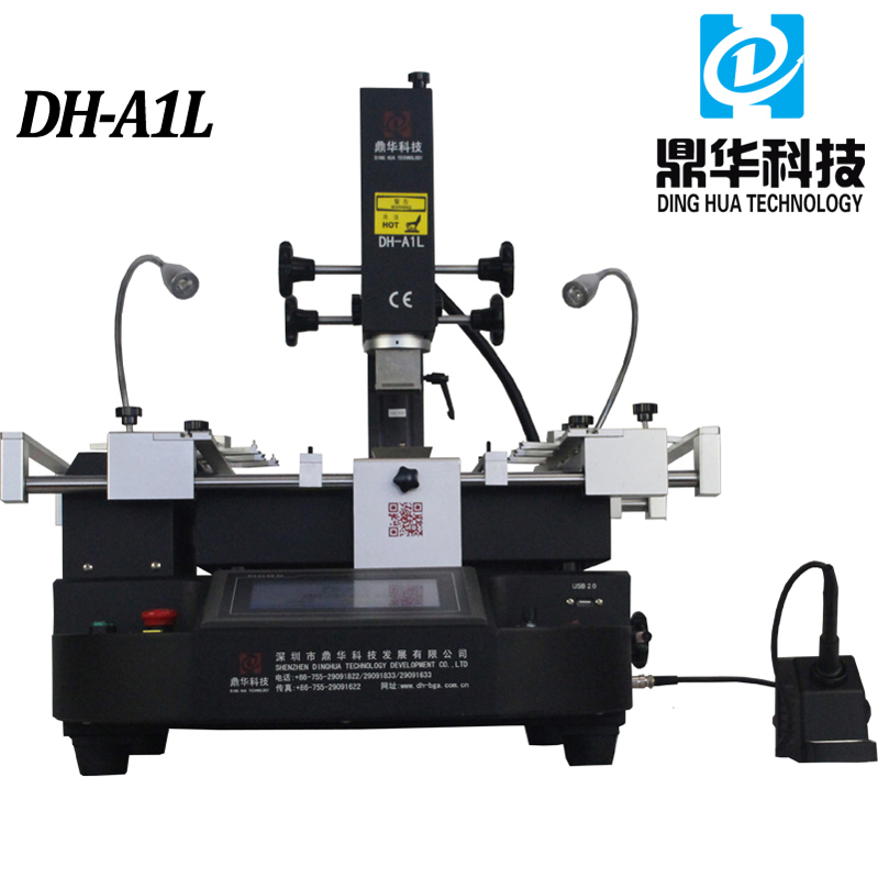 hot air and infrared soldering station motherboard repair machine desoldering computer repair tool for smartphone
