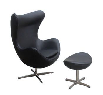 replica arne jacobsen egg chair view egg chair huayu product details. Black Bedroom Furniture Sets. Home Design Ideas