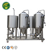 Home brewing equipment,50L stainless steel or red cooper moved beer making machine home made beer machine