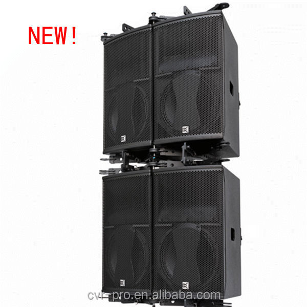 stage audio sound equipment line array horn
