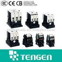 CJX1 3TB 3TF 220V AC Contactor electrical Contactor
