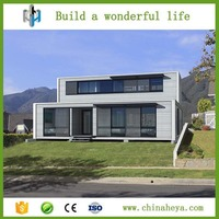 Precast qingdao light steel house siding indonesia