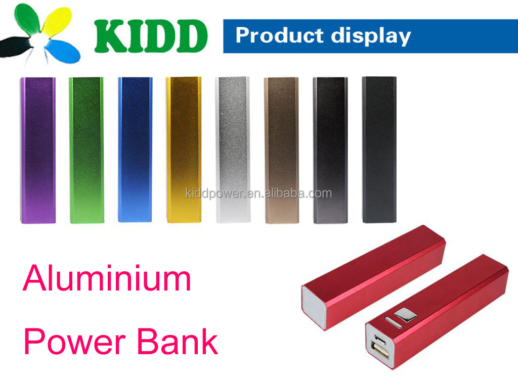 Portable Charger 2600mah Power Bank,Best China Supplier
