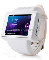 New design 2 inch Touch Screen Bluetooth Android GPS Smart Watch phone