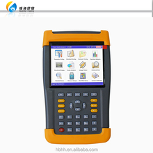 HZ-DZ Portable multi-function digital three phase cable power quality analyzer