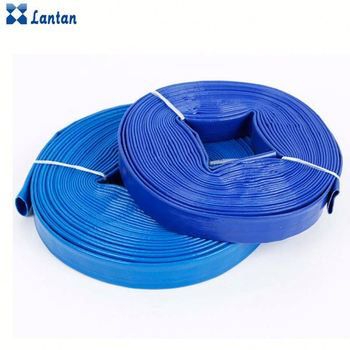 High Flexibility Pvc Flexible Water Layflat Hose