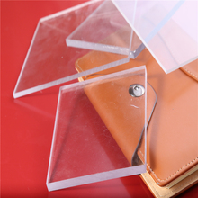 Transparent Solid Plastic PC Polycarbonate Diffusion Sheet for Sale