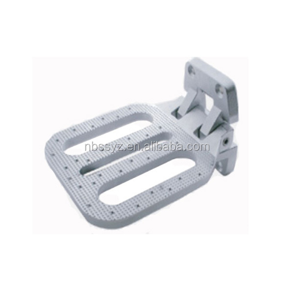 Chrome Plated Die Casting Part / Chrome Plating Zinc Die Casting Part
