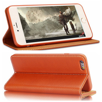 Beautiful leather wallet Cellphone Case Card Holder moblie phone case for Samsung