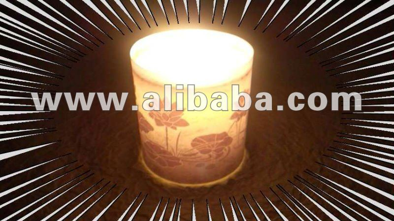 Japanese Good Quality Lotus Candle