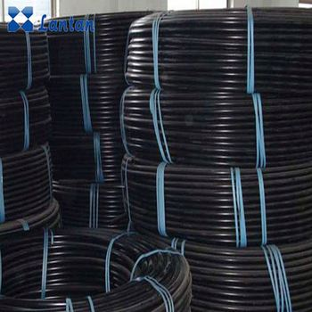 Best quality DN90mm HDPE water supply pipe with fittings