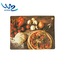 Custom placemats / plastic dining table mat and table plate mat
