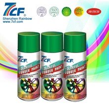 Fast Dry Synthetic Rubber Coating Spray And Plastic Coating