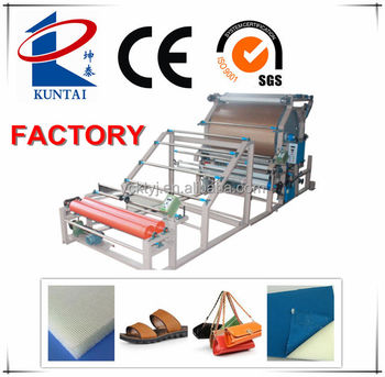 CE and ISO Certified PU Shoes Machinery
