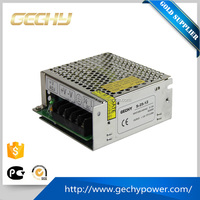 China AC/DC compact single output enclosed 12v switching power supply