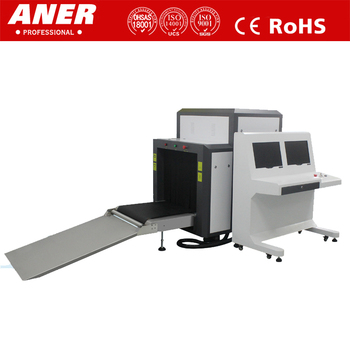 Most popular x ray baggage scanner K8065 for court hotel hospital express company widely used