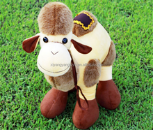 Factory direct sale plush toy stuffed dolls camel doll gifts toys