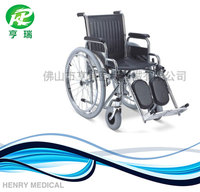 Light weight Manual Medical Care Wheel Chair for disabled people