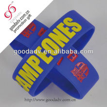 Hot sale promotional gifts of silicone bands