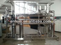 RO-2000 reverse osmosis with 2000 liters capacity; water treatment equipment for school