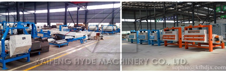 Grain vibration cleaner flower seed precleaning machine