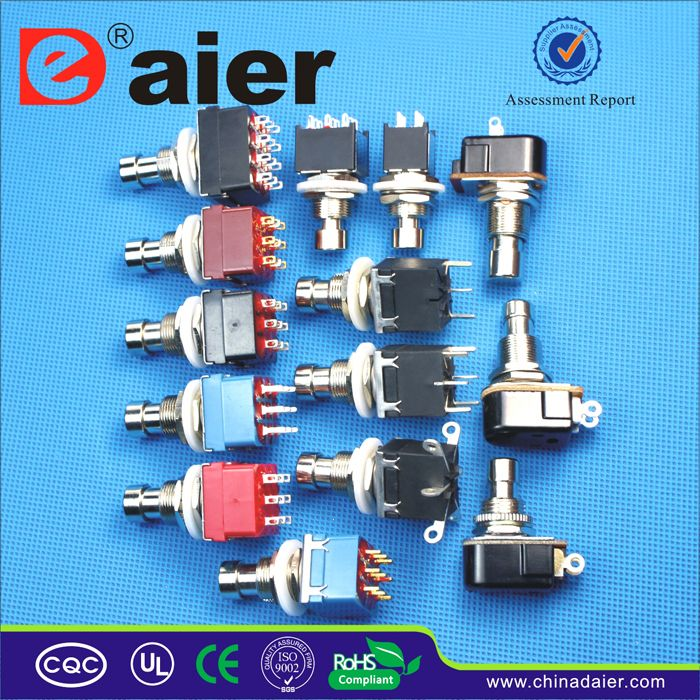 Daier china foot switch