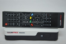 New decoder Tocomfree s928s tv receptor iks & sks & wifi for South America