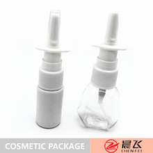 Hospital medical nasal atomizer spray bottles mist for use