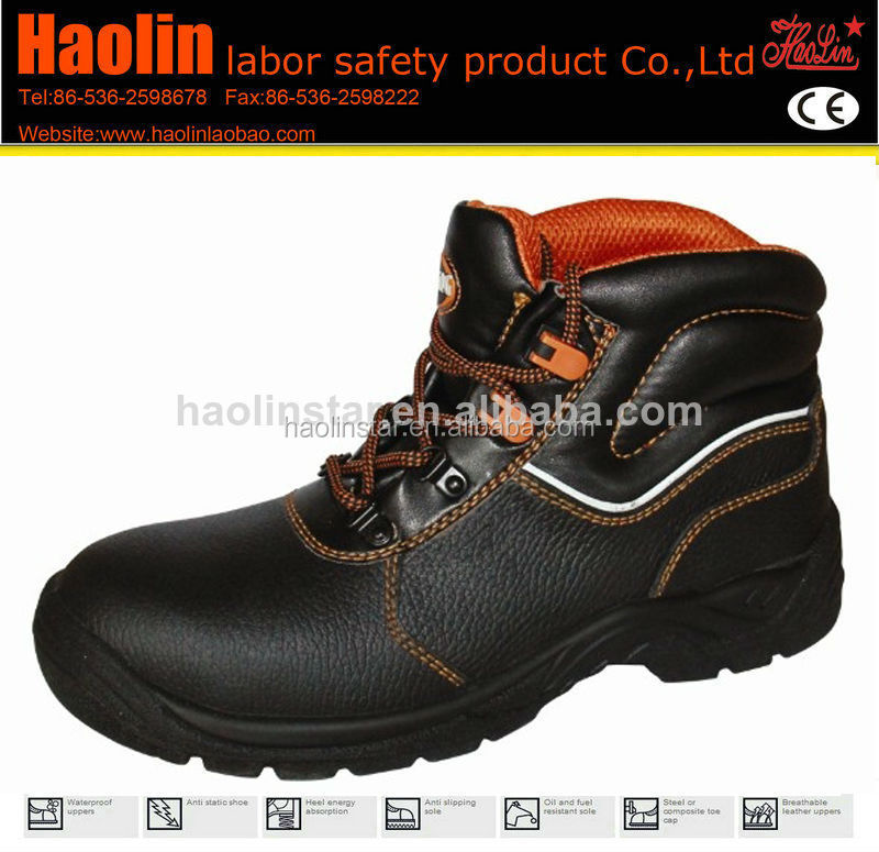 Hl-s021 Manufacturer Work Shoes Red Ring,Work Land Safety Shoes ...