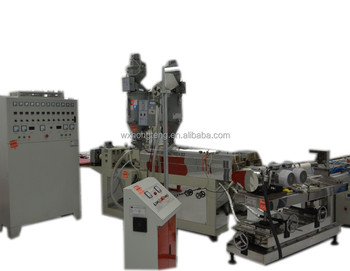 High dust holding capacity pp melt blown filter cartridge making machine/spun filter production line