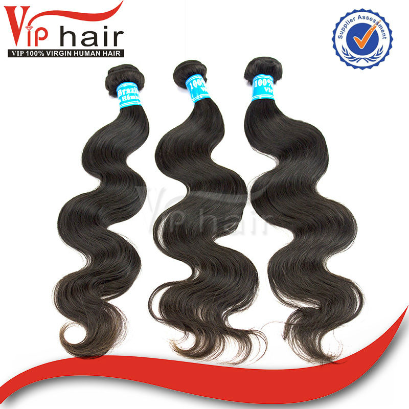 2014 quality unprocessed guangzhou xibolai hair products firm